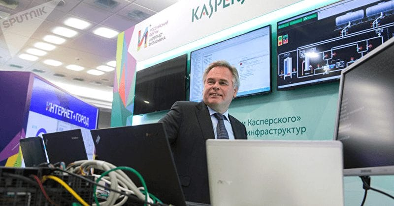 Kaspersky Lab Loses Another Customer, This Time In The UK Government