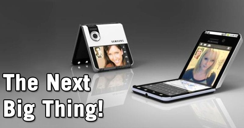 Microsoft Explains Why Folding Phones Is The Next Big Thing!