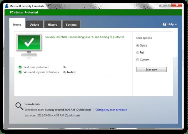Microsoft Security Essentials: Free Antivirus Software for Windows 10