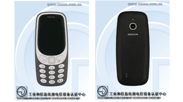 Nokia 3310 4G Variant Spotted On TENAA, Coming Soon!