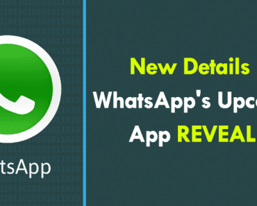New Details Of WhatsApp's Upcoming App Revealed