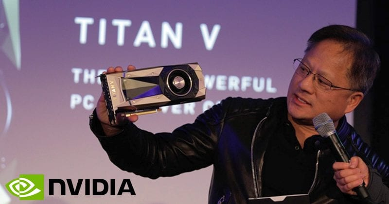 Nvidia Launches Titan V, 'World's Most Powerful PC GPU'