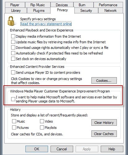 Opt-Out of the Customer Experience Improvement Program in Windows 10