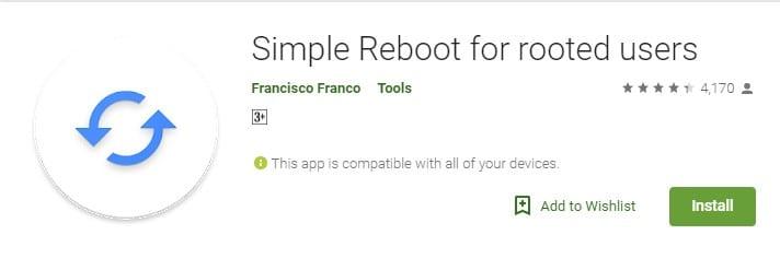 Simple Reboot