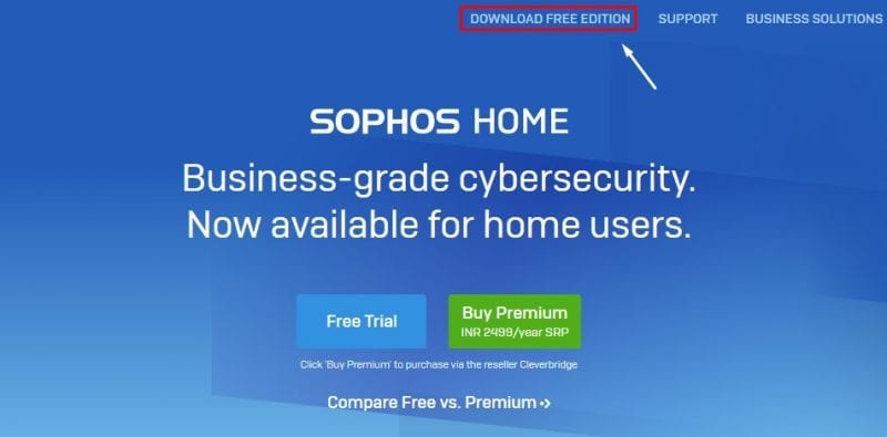 Sophos - Best Free Antivirus Software Of 2019