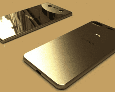 This May Be Our First Look At The New Sony Xperia Phone Design