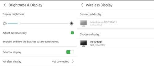 Turn Ubuntu Phone into Desktop PC with Convergence