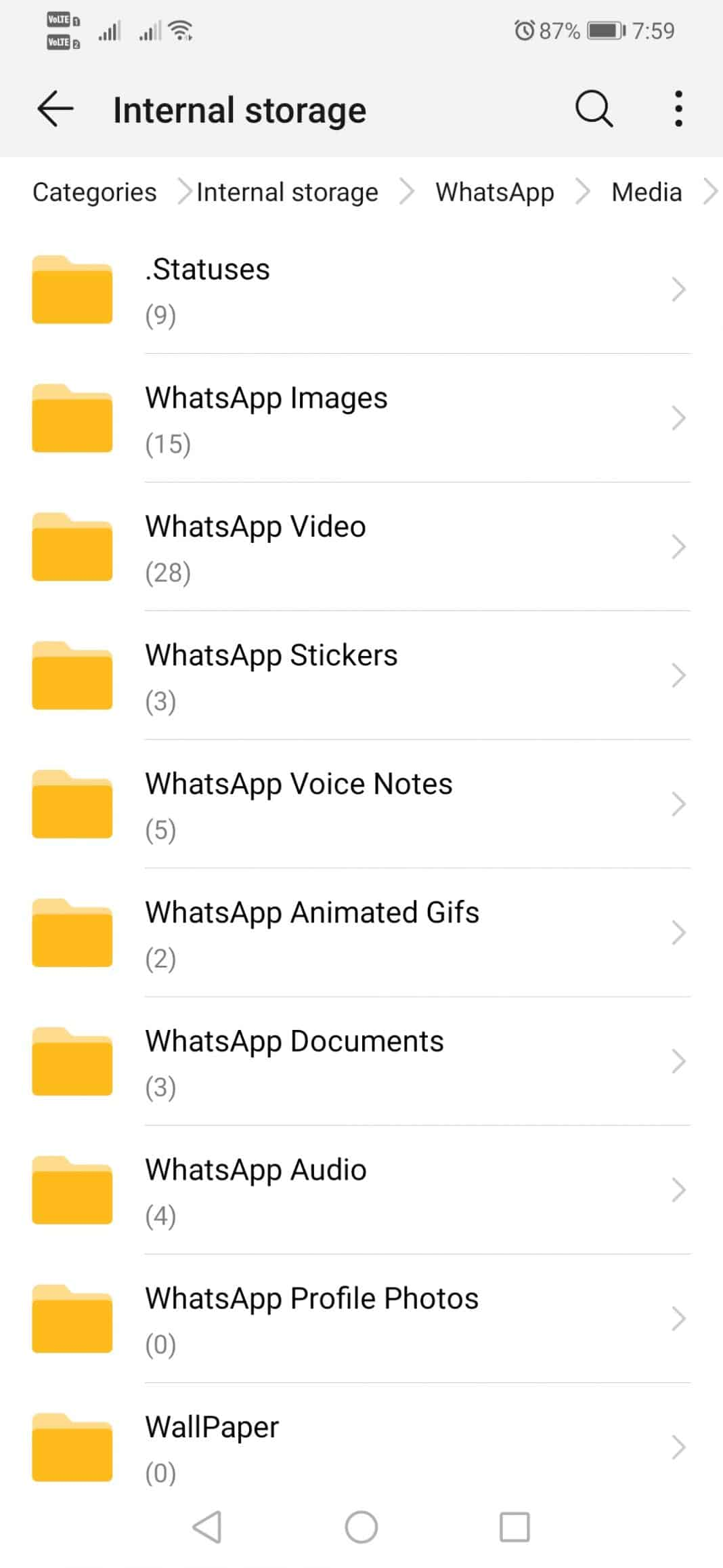 WhatsApp Stauts 1 - How to Save Whatsapp Status Without Taking Screenshots