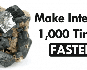 WoW! This Rare Mineral Can Make Our Internet 1,000 Times Faster