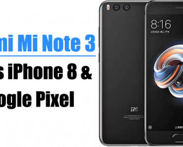 Xiaomi Mi Note 3 Beats iPhone 8 And Google Pixel