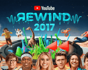 YouTube Shows The Top 10 Videos Of 2017