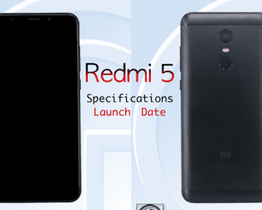 Xiaomi Shows Off Redmi 5, Redmi 5 Plus: Specifications & Launch Date