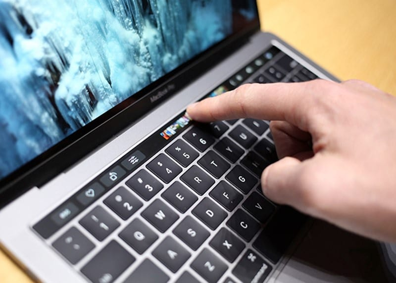 Clear your Macbooks Touch Bar and Secure Enclave Data