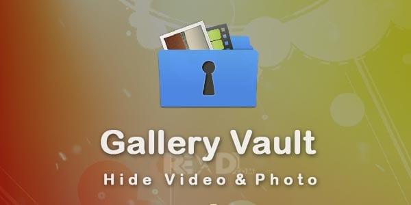 Gallery Vault - android file locker