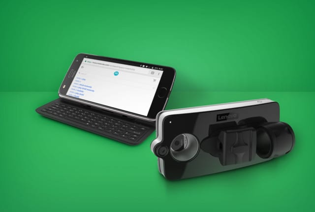 IMG 3 2 - Latest Moto Mods Bring Slider Keyboard To Moto Z Phones
