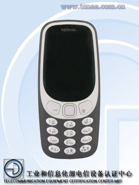 IMG 4 - Nokia 3310 4G Variant Specifications & Features Leaked