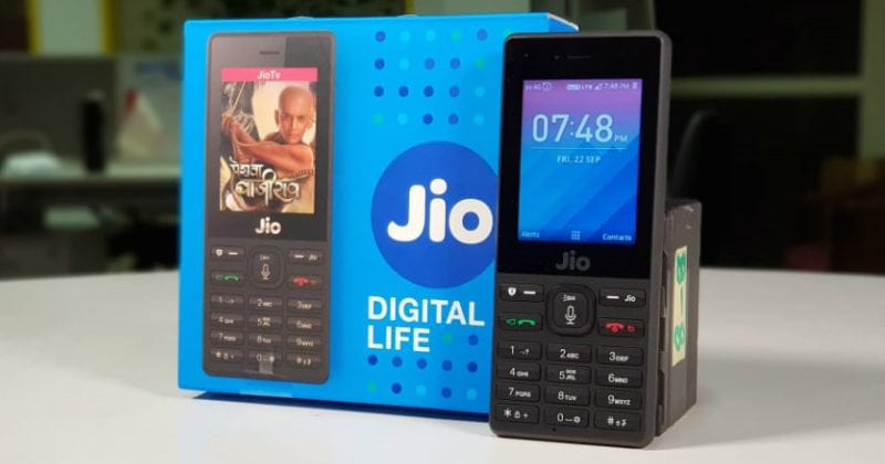 Jio Phone Users Can Now Avail Unlimited Calls & 1GB Data At Rs. 49