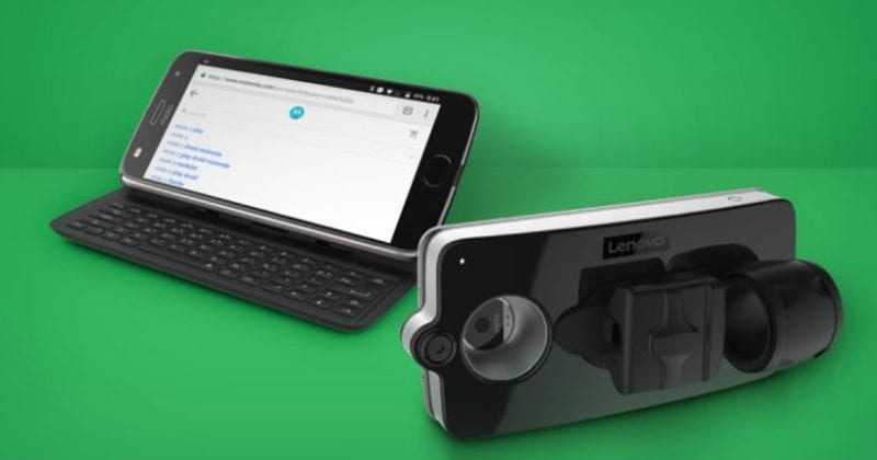 Latest Moto Mods Bring Slider Keyboard To Moto Z Phones