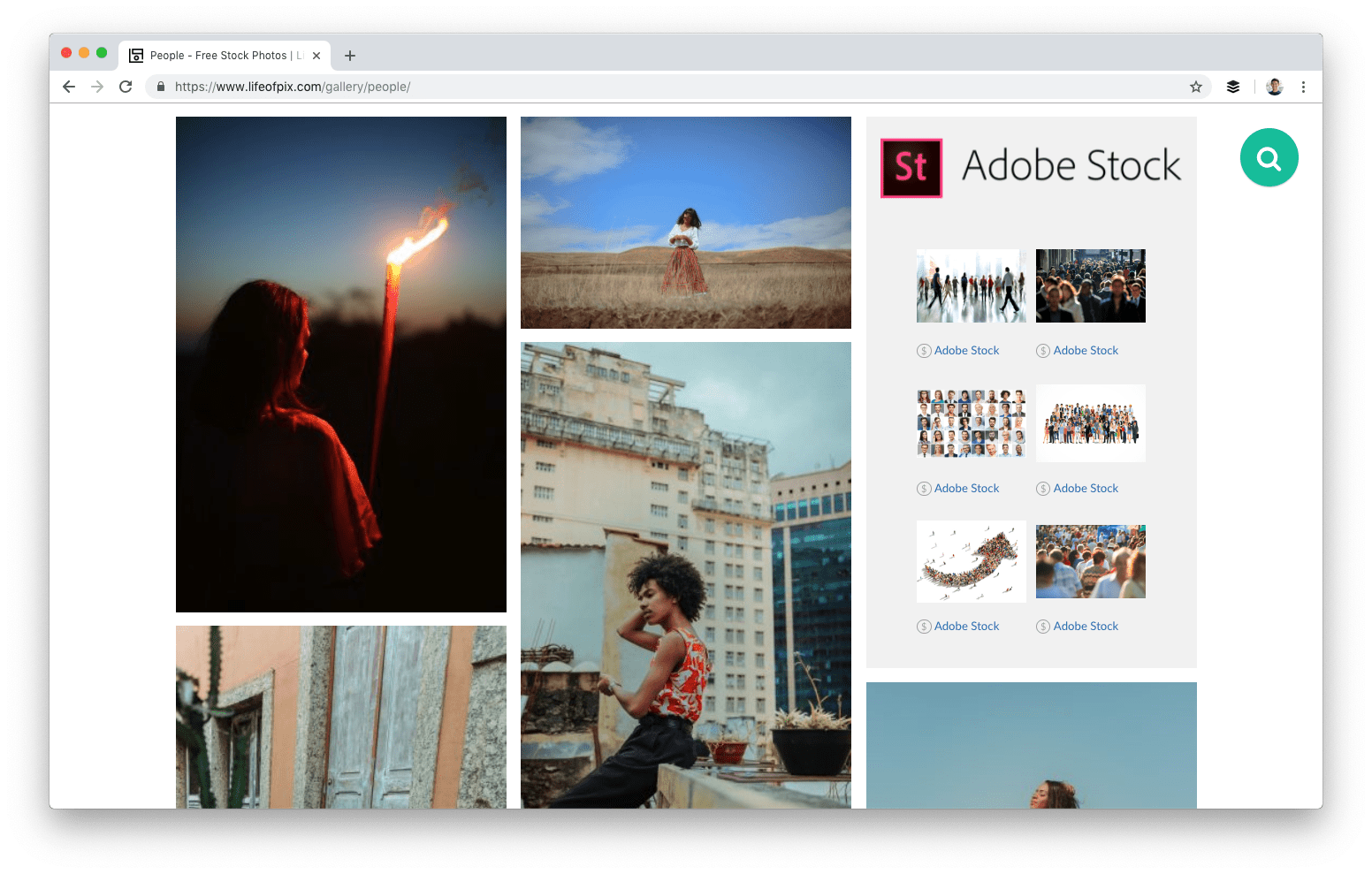 websites to get free stock images