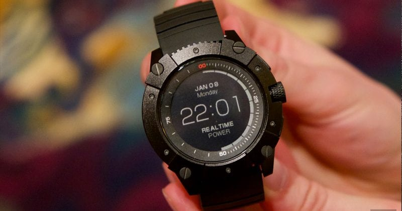 Matrix Shows Off Its Battery-Free Smartwatch And IoT Platform