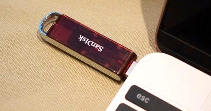 Meet The World's Smallest 1TB USB-C Flash Drive