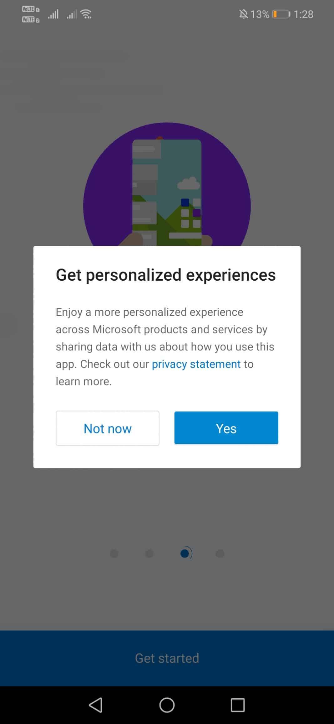 share data with Microsoft