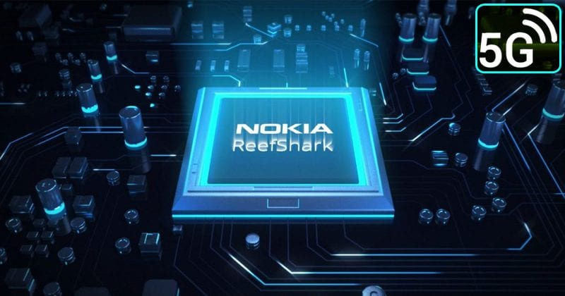 Nokia Just Unveiled Its Secret AI Based High-Capacity 5G Chipsets