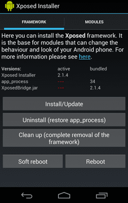 On Rooted Device 1 - How to Show Network Activity In Status Bar on Android