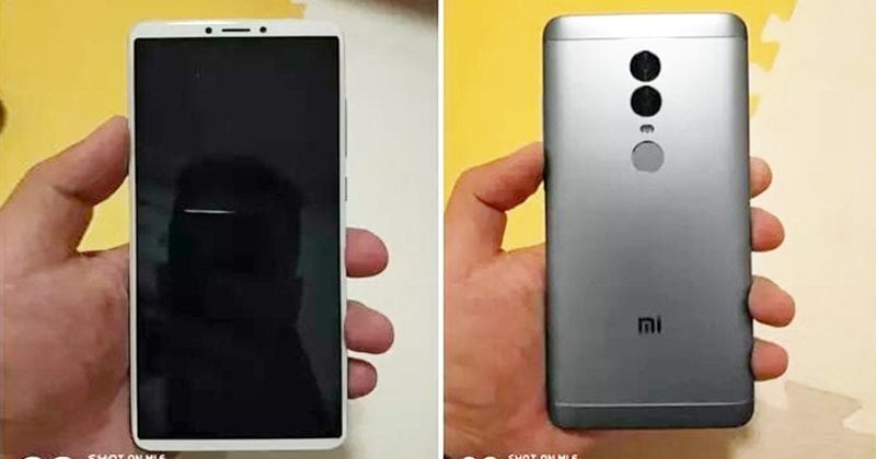 Xiaomi Redmi Note 5 Specs & Prices Leak Ahead of Launch