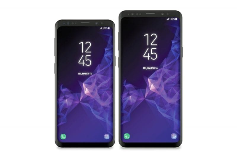 Samsung 2 - Samsung Galaxy S9 Full Specs And Press Photo Leaked