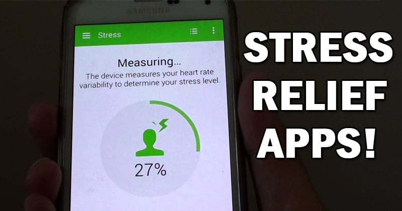 Best Anxiety Apps or Stress Relief Apps 2018Best Anxiety Apps or Stress Relief Apps 2018