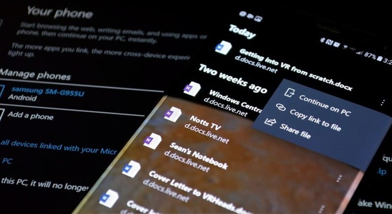 Turn Your Android User Interface into Windows