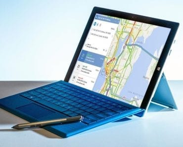 Use Bing Maps when Offline on Windows 10