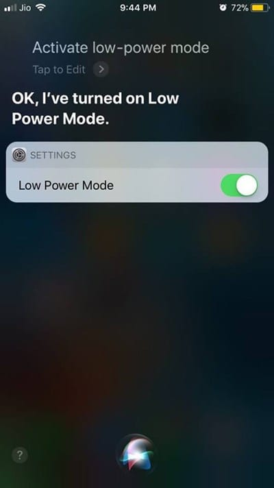 10 iPhone Settings You Can Change With Siri