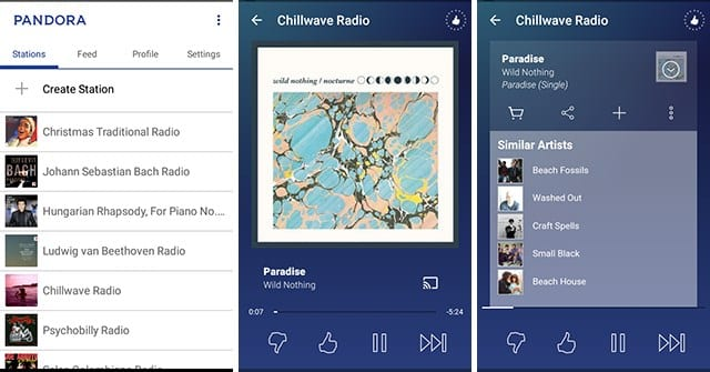 Android Apps to Improve Music Streaming in Car