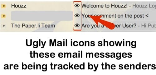 Detect and Disable Email Tracking