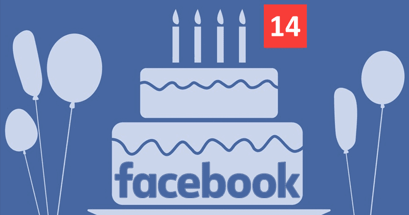 Facebook Turns 14 And Mark Zuckerberg Vows To Bring The World Closer Together