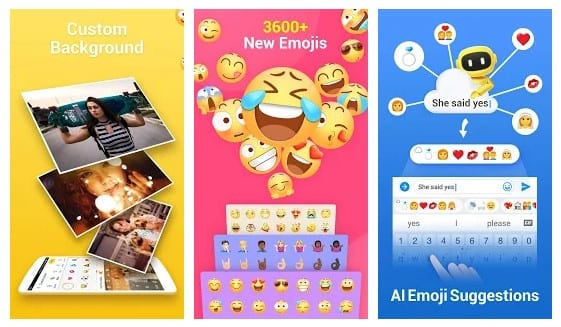 GIF Keyboard apps apk