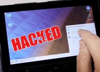 VIDEO: Hackers Managed To Run A Linux Distro On The Nintendo Switch