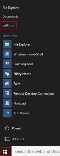 How to Disable Fluent Design Effects in Windows 10