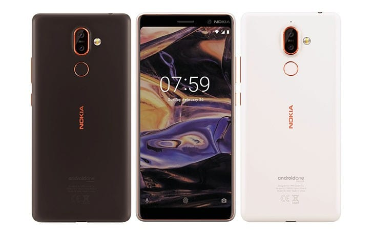 IMG 2 10 - First Nokia 7 Plus Live Image Leaks