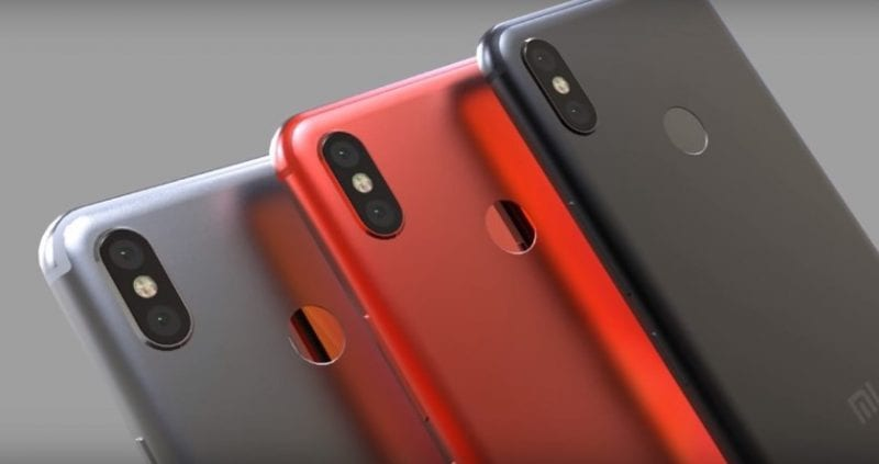 Oktagon 11 Detail: Xiaomi Mi A2 Concept Boasts Stunning Full-Screen Design