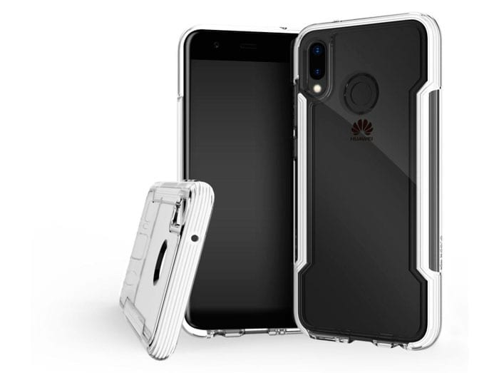 IMG 2 2 - Huawei P20 Lite Cases Appear For The First Time, Show Dual Rear Camera & More
