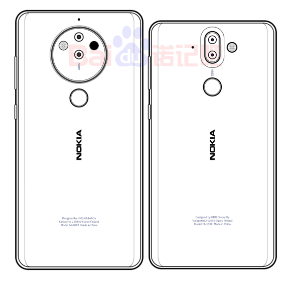 IMG 2 4 - Nokia 8 Pro To Feature Rotating Penta-lens Carl Zeiss Camera