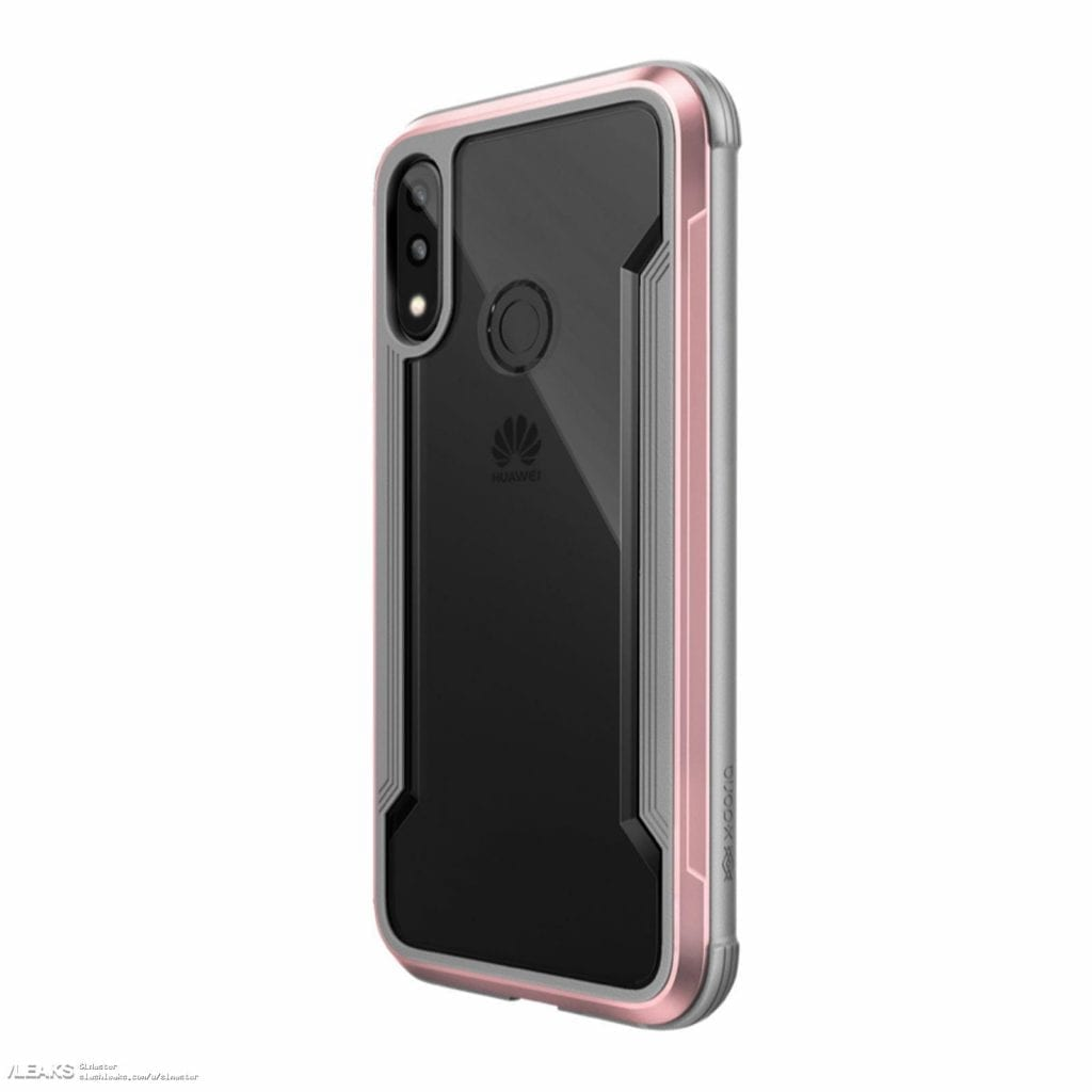 IMG 3 1 1024x1024 - Huawei P20 Lite Cases Appear For The First Time, Show Dual Rear Camera & More