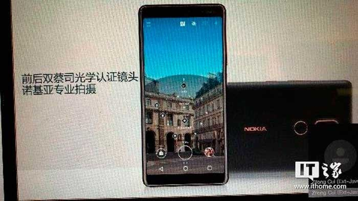IMG 4 - Nokia 7 Plus Specs Leaked: 6-inch Infinite Display, 3 ZEISS Lenses And More