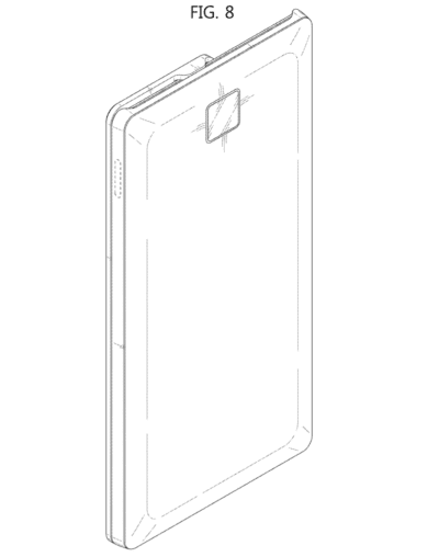 IMG 4 - Samsung Sliding Smartphone Revealed In A New Patent