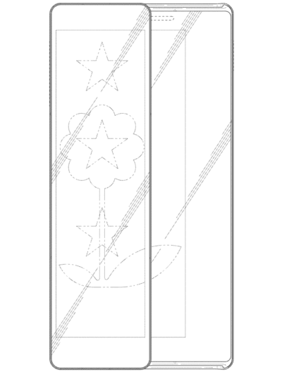 IMG 6 - Samsung Sliding Smartphone Revealed In A New Patent