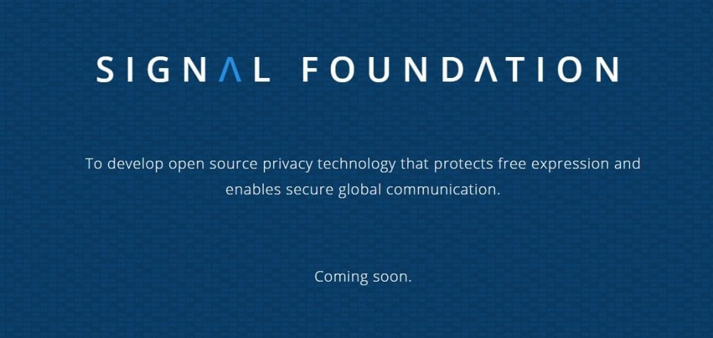 IMG 7 2 1024x486 - Signal Gets A $50 Million Donation From WhatsApp Co-Founder
