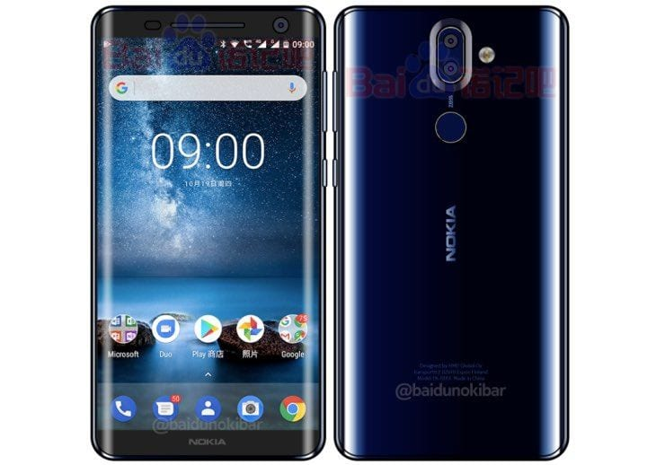 IMG 9 - Nokia 9 Spotted At Official HMD Event